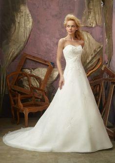 Mori Lee Wedding Dresses - Style 2105