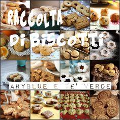 Raccolta di Biscotti - un universo carico di profumi e significati, a voi scegliere il vostro preferito da preparare e da gustare e perché no, da regalare! Biscotti Biscuits, Biscotti Cookies, Italian Cookie Recipes, Italian Cookies, Cheesecake Desserts, Mini Desserts, Italian Almond Biscuits, Italian Pastries, Torte Cake