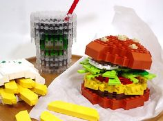 Lego happy meal