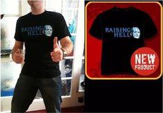 Raising Hell tshirts for sale - www.horror-asylum.com #hellraiser