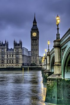 Big Ben, London - England