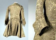 Image result for pattern for 18th century frock coat