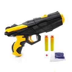 ירי צעצועים חוצות חדש גביש מים אקדח נרף אקדח האוויר רך פיינטבול אקדח אקדח Airgun & אקדח כדור רך פלסטיק פוקימון ללכת