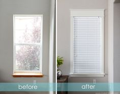 Update your window frames. | 23 Cheap Upgrades That Will Actually Increase The Value of Your Home