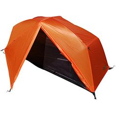 Paha Que Wilderness Bear Creek Solo 1 Person Backpacking Tent BurntOrange 84 x 32 x 36Inch >>> Be sure to check out this awesome product.-It is an affiliate link to Amazon. #CampingTents