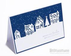 Weihnachten daheim Stampin Up