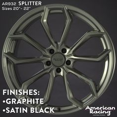 Our American Racing has earned the trust of some of the most discerning critics in the automotive industry. Truck Rims, Truck Wheels, Jeep Truck, Wheels And Tires, Car Rims, Custom Wheels, Custom Cars, Cadillac Cts Coupe, American Racing Wheels