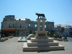 Constanta, Romania The best restaurant ever is right there! Places Around The World, Around The Worlds, Western Coast, Black Sea, Bucharest, Old City, Croatia, Statue Of Liberty, Places Ive Been
