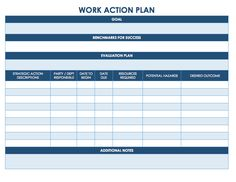 ActionPlan Sample Template  Monitoring And Evaluation