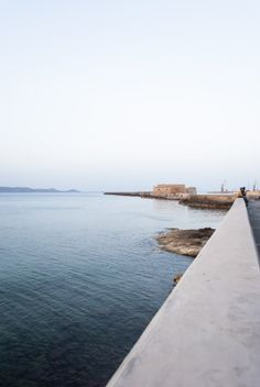Around Crete: The old port of Heraklion | My Paradissi ©Eleni Psyllaki