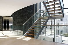 Transparent implies contemporary, spacious, and unlimited possibilities. These characteristics fuse together in the TransParancy™ balustrades by EeStairs. Th...