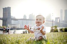 Brooklyn Bridge family photos