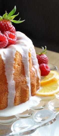 ... Cakes on Pinterest | Bundt Cakes, Pound Cakes and Lemon Bundt Cake