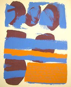 Sister Mary Corita Kent, 1963.  I love Sister Corita's artwork.