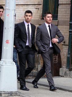 Joe Jonas and Zac Efron two favorite boys ;)