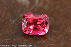Tanzanian Pink Red Spinel 5 Ct