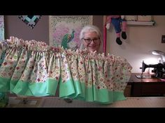 These Reversible Curtain Tops Are A Great Way To Spruce Up Any Room! – Crafty House