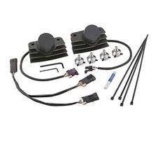 ACCEL 140411BC Black Short Stealth Ignition SuperCoil COP Kit *** Click image for more details.