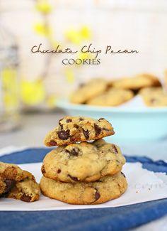 Chocolate Chip Pecan Cookies on kleinworthco.com