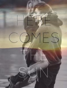 Miley Cyrus & Douglas Booth; Here Comes The Sun