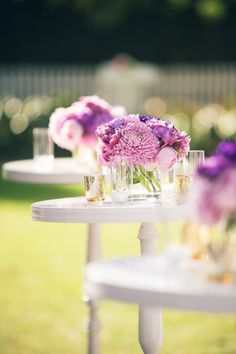 completely transformed a slice of lawn at Werribee Mansion into an enchanting dining venue. this was one epic wedding! Wedding Flower Decorations, Wedding Flowers, Marquee Wedding Receptions, Wedding Venues Melbourne, Purple And Gold Wedding, Purple Gold, Romantic Weddings, Our Wedding, Dream Wedding