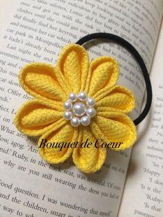 Handmade flower accessory