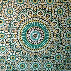 Custom Kitchen Design on Moroccan Tiles   Moroccan Floor Tile   Moorish Tile