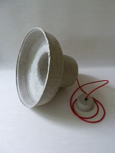 paper pulp industial lamp