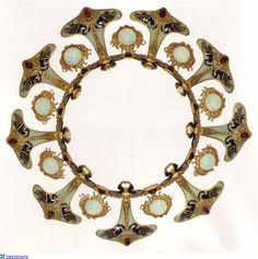 Art Nouveau Artists- Lalique Jewelry, Necklace ~ Blog of an Art Admirer