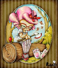 red riding hood axe in glasses pinkytoast small.jpg