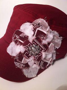 Texas A&M Fan Hat