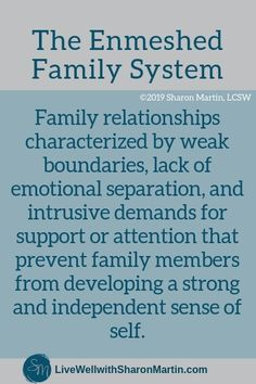 What is an enmeshed family system? #enmeshment #family #dysfunction #boundaries Dysfunctional Family Quotes, Dysfunctional Relationships, Healthy Relationships, Psychological Facts About Boys, Boundaries Quotes, Toxic Family, Spiritual Beliefs, Family Therapy, Power Of Positivity