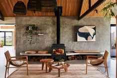Lopi's 2020 Range of AMERICAN-MADE Freestanding Wood Heaters | Lopi Fireplaces Australia Fireplace Hearth, Fireplace Design, Modern Wood Burning Stoves, Freestanding Fireplace, Wood Burner, Building A New Home, Wood Interiors, Living Room With Fireplace, House Design
