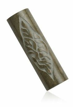 "Grey Galilee Stone Mezuzah with ""?Shema Yisrael"" by World of Judaica. $119.00. This Galilee Stone Mezuzah features the words ""?Shema Yisrael"" that appears diagonally on its body and means ""?Hear O Israel"" in English. This amazing Galilee Stone Mezuzah has been decorated on its front with the words ""?Shema Yisrael"" and overlays an image of the Land of Israel. The Mezuzah's text means ""?Hear O Israel"" in English and is the opening to the Shema prayer tha..."