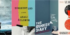 Originally published on Kirkus  There's a striking mix of literary elements that have to be present on a book's first page for readers to keep turning pages: an intriguing character, suspense, a vibrant writing style. The recently publi...
