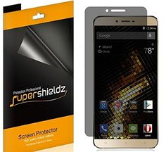 [2 Pack] SUPERSHIELDZ- Privacy Anti-Spy Screen Protector Shield For Blu Vivo 5 -Lifetime Replacements Warranty - Retail Packaging * See this great product.