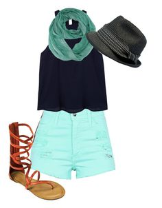 """""""What time is it? Summertime"""" by theresa918 ❤ liked on Polyvore featuring MANGO"""
