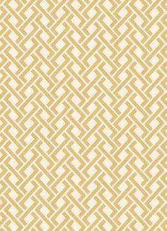 Tapis traditionnel / en coton / motif géométrique / tissé FISHER by Aerin Lee Jofa