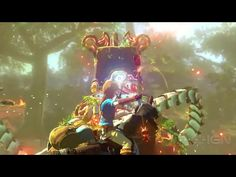Zelda Wii U!!! (Screams internally!!)