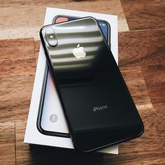 iPhone X simply looks really refined! _____________ Source: X simply looks really refined! Iphone 2g, Free Iphone, Iphone Cases, Iphone 6 S Plus, Smartphone, Smartwatch, Iphone Store, 3d Camera, Ipad