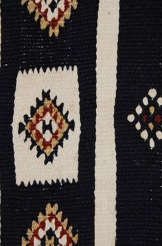 Detail, Fulani Wool Blanket | From a unique collection of antique and modern textiles and quilts at http://www.1stdibs.com/furniture/more-furniture-collectibles/textiles-quilts/