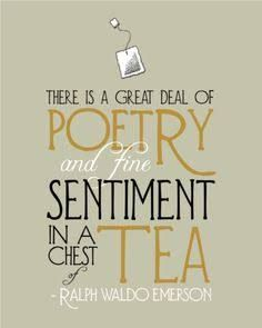 tea quotes - Google Search