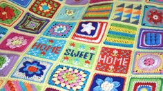 The Book Blanket cont. Crochet Afgans, Patience, Crochet Projects, Squares, The Book, Blankets, Join, Delivery, Things To Come