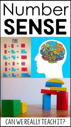 Are your students struggling with number sense? Are you looking for ways to help students improve their number sense? This post is filled with number sense teaching ideas, free resources and links to places to learn more about number talks in math class. Teaching 6th Grade, First Grade Math, Teaching Math, Second Grade, Maths, Teaching Ideas, Middle School Classroom, Math Classroom, Classroom Decor