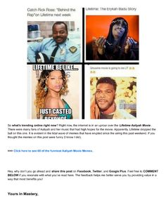 What's Trending Online Right Now-Funniest Aaliyah Lifetime Biopic .. |authorSTREAM
