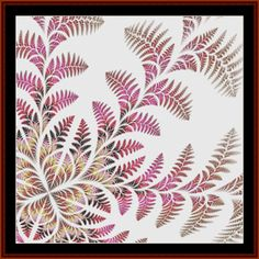 Fractal 582 by Cross Stitch Collectibles