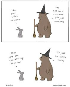 by Liz Climo #Halloween
