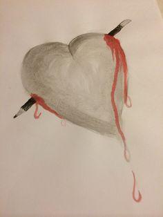 Heart - Ashleigh Hunter