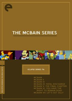 Eclipse: The McBain Series  For the Fake Criterions Double Fakeout.  And what is the Double Fakeout? Here is an explanation from last year.
