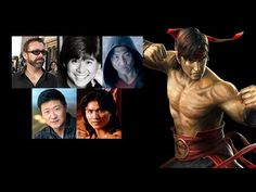 Comparing The Voices - Liu Kang